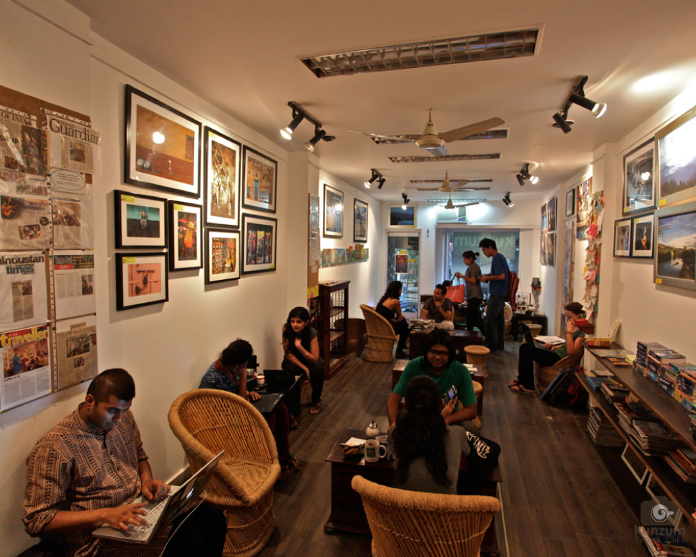 Image for Kunzum Travel Cafe, Delhi
