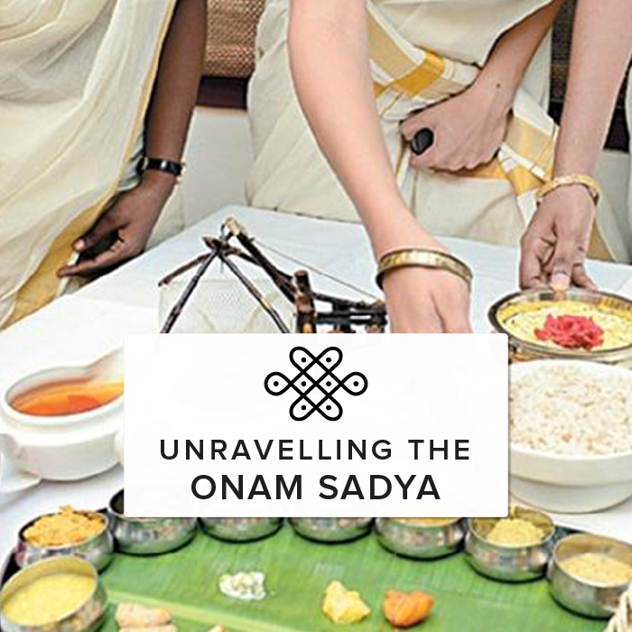 A Non-Malayalee's Guide To The Onam Sadya