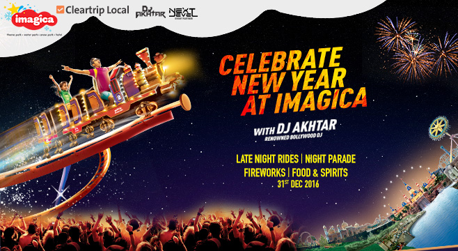 Book Tickets To Celebrate New Year At Imagica With Dj Akhtar