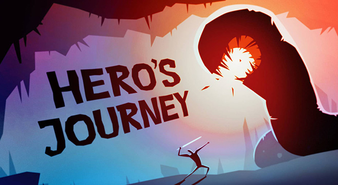 hero s journey outline The hero's journey in it's entirety has seventeen stages or steps, but if boiled down can be described in three the departure, the initiation, and the return.