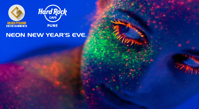 Neon New Year S Eve At Hard Rock Cafe  December