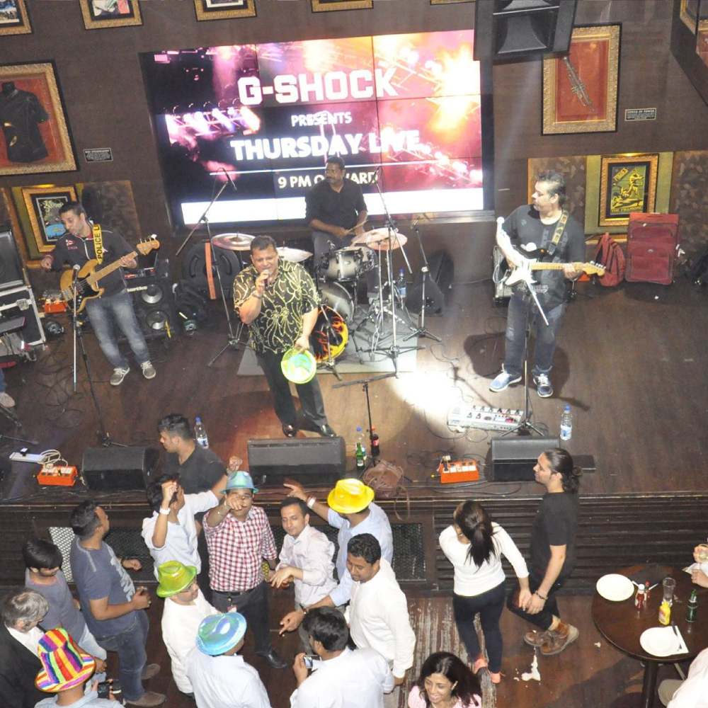 Image for Hard Rock Cafe Gurgaon