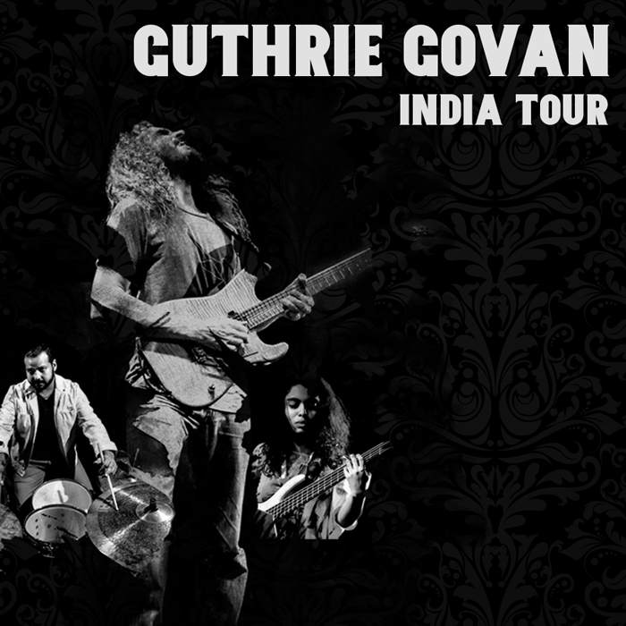 Guthrie Govan Live in India