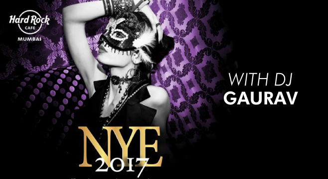 Hard Rock Cafe Hyderabad New Year Party