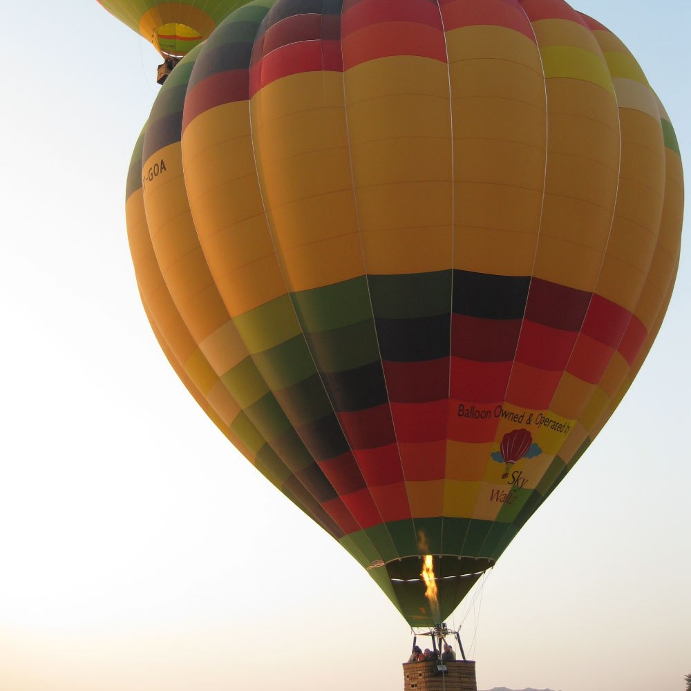 Image for Hot Air Balloon Safari in Lonavala