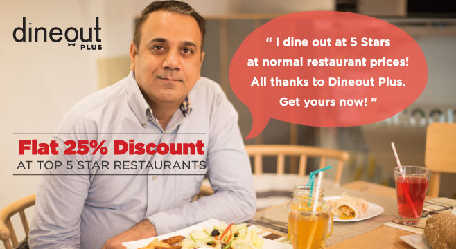 book tickets to dineout plus premium dining card. Black Bedroom Furniture Sets. Home Design Ideas