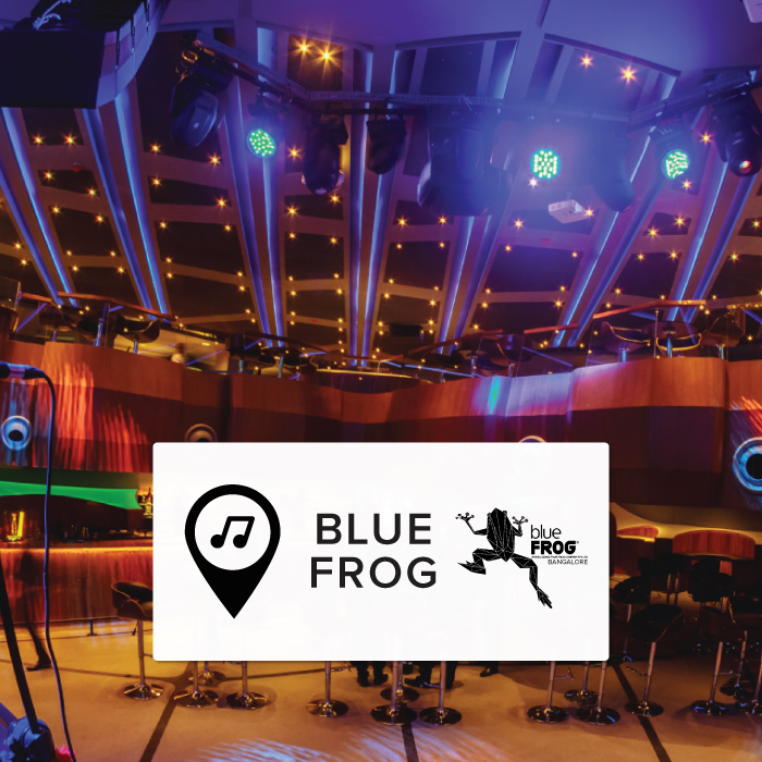 blueFrog Bangalore