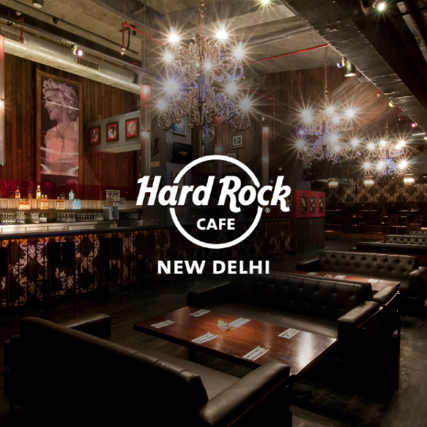 Hard Rock Cafe Saket Delhi