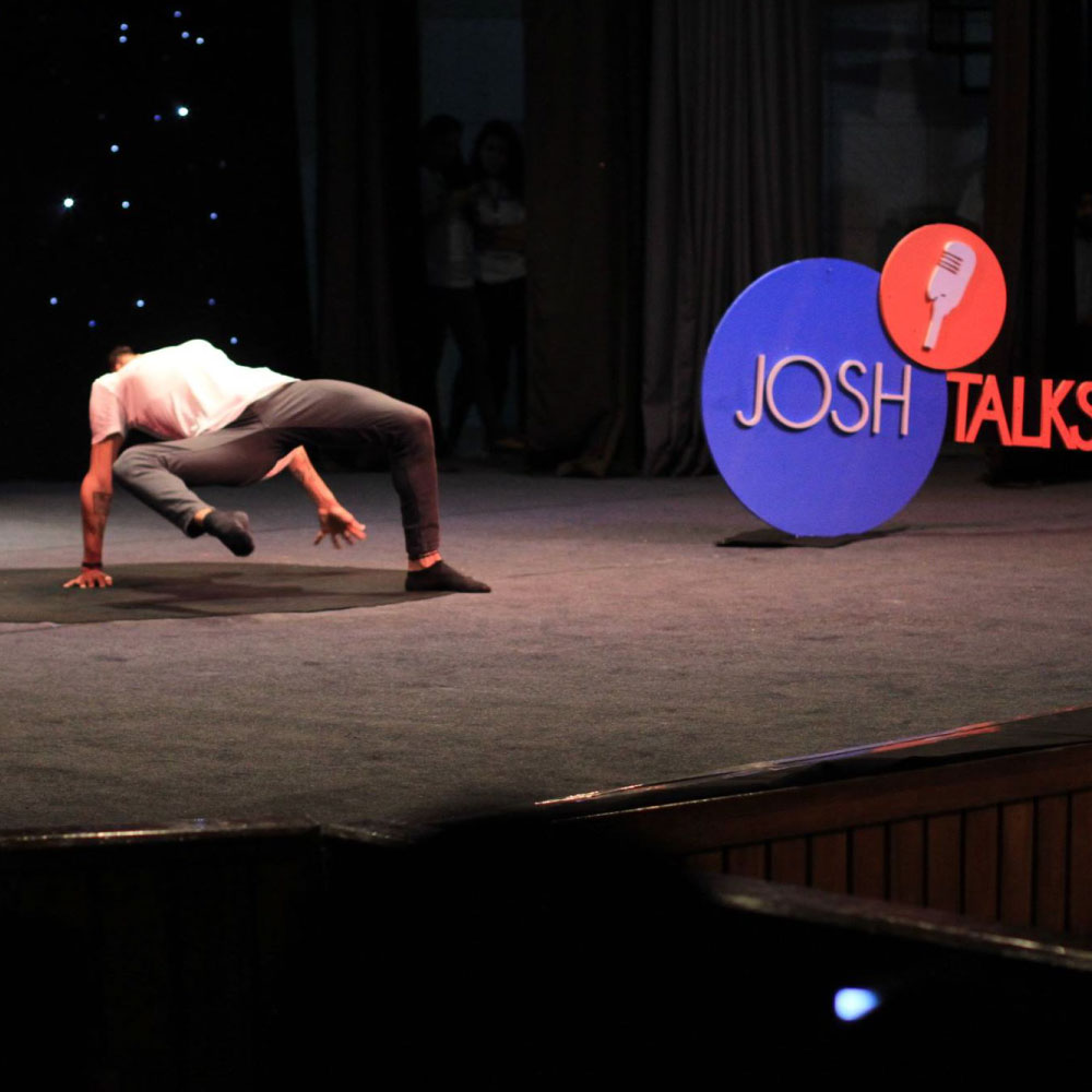 Image for Josh Talks 2016 : LEAP